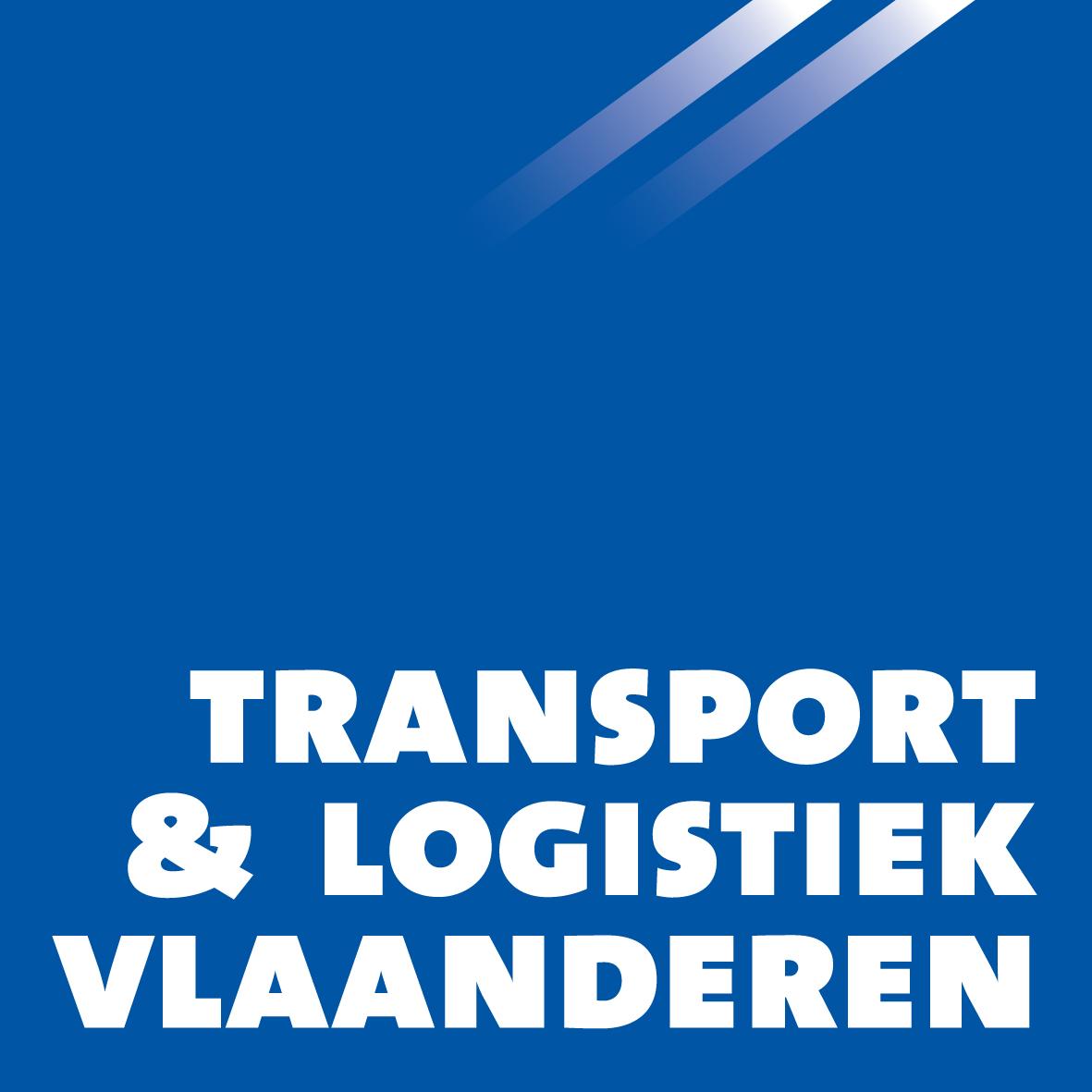Transportbedrijf Desimpel trans logo transport en logistiek Vlaanderen