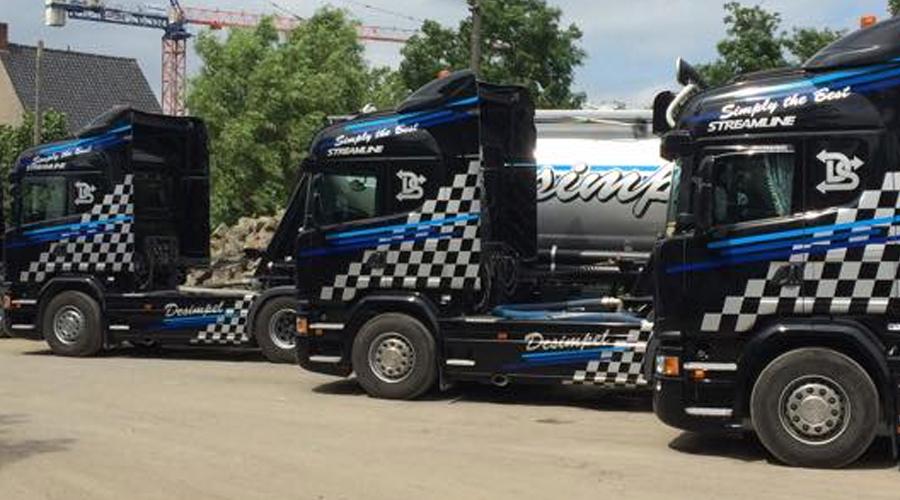 Transportbedrijf Desimpel Bulktransport West-Vlaanderen