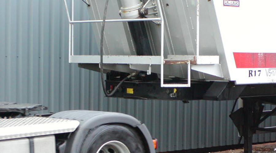 Transportbedrijf Desimpel Kippertransport in België en Nederland